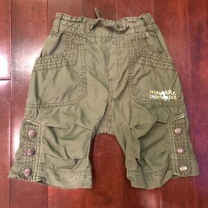 H&M Incredible Creatures Cargo Pants 12-18M